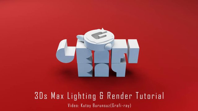3Ds Max Lighting and Render(vray) Tutorial
